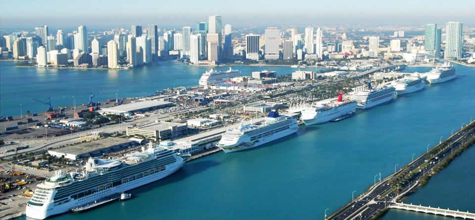 Port of Miami Parking