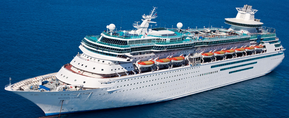 Royal Caribbean Cruiseline - Majesty of the Seas Ship