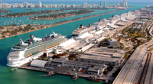 Port of Miami | Cruise Port