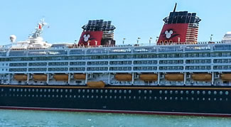 cruise Port of Miami Disney Cruise Line Magic