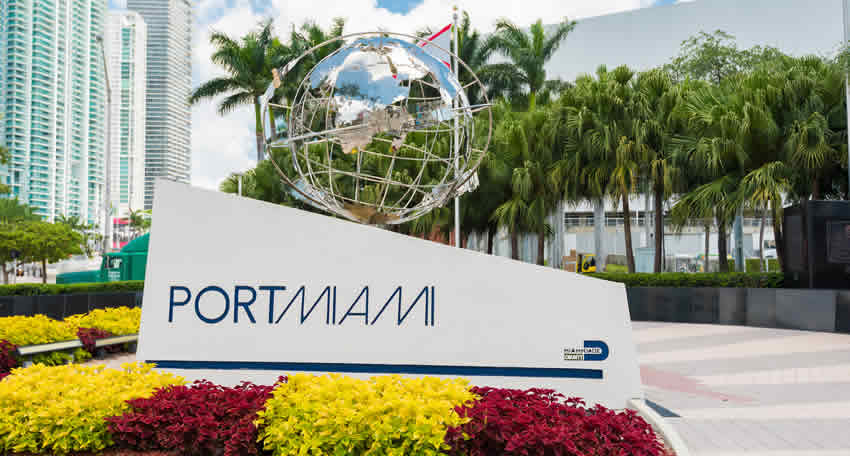 Welcome to Port of Miami